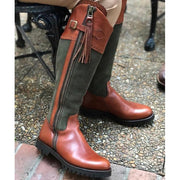 Kevin's Ladies Leather & Suede Country Boot-FOOTWEAR-Rey Pavon-Kevin's Fine Outdoor Gear & Apparel