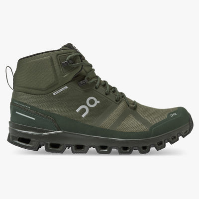 Men's Cloudrock Waterproof Hiking Boots-Men's Shoes-Jungle | Fir-8-Kevin's Fine Outdoor Gear & Apparel