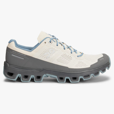 Women's Cloudventure Performance Shoe-FOOTWEAR-ON RUNNING-SAND/WASH-6-Kevin's Fine Outdoor Gear & Apparel