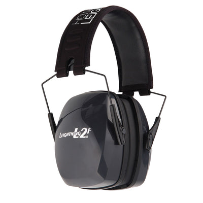 Howard Leight L2F Folding Earmuffs-HUNTING/OUTDOORS-Kevin's Fine Outdoor Gear & Apparel