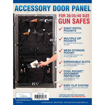 Liberty Safe Company Liberty 10586 Acc Door Panel