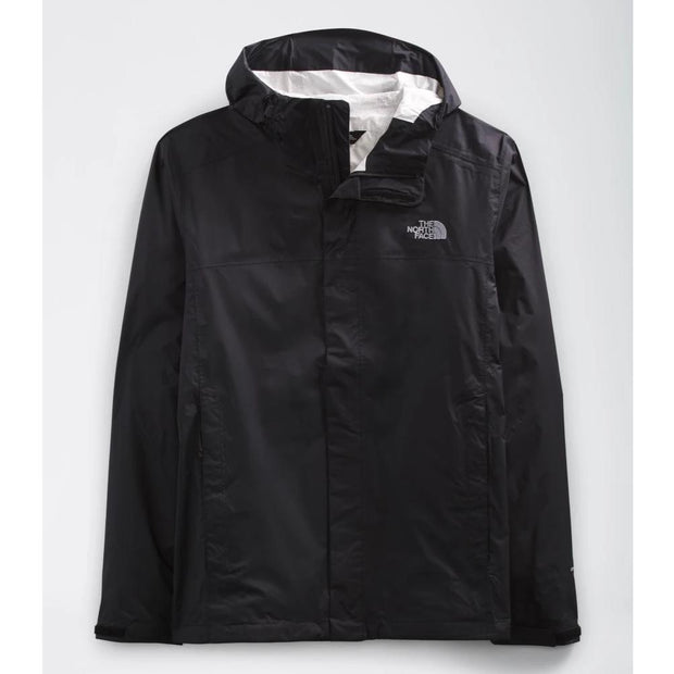 The North Face Men's Venture 2 Jacket-MENS CLOTHING-TNF Black-M-Kevin's Fine Outdoor Gear & Apparel