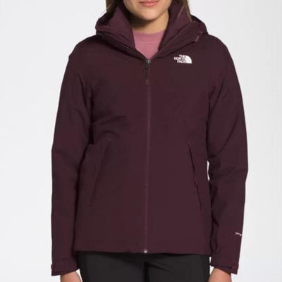The North Face Women's Carto Tri-Climate Jacket-WOMENS CLOTHING-ROOT BROWN-XS-Kevin's Fine Outdoor Gear & Apparel