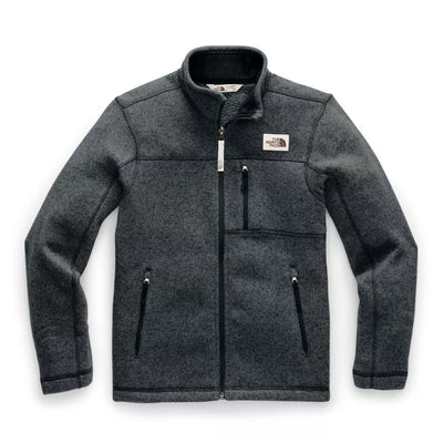 The North Face Boy's Gordon Lyons Full Zip Fleece-CHILDRENS CLOTHING-Kevin's Fine Outdoor Gear & Apparel