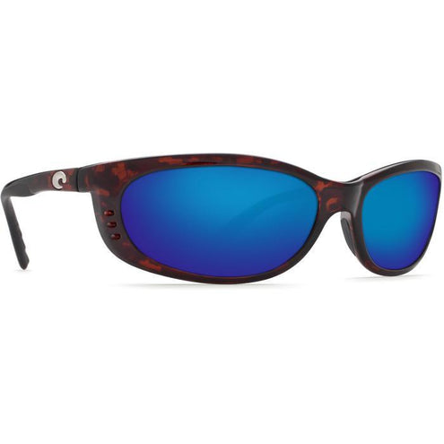 "Costa ""Fathom"" Polarized Sunglasses-SUNGLASSES-TORTOISE (10)-BLUE 580P-Kevin's Fine Outdoor Gear & Apparel"