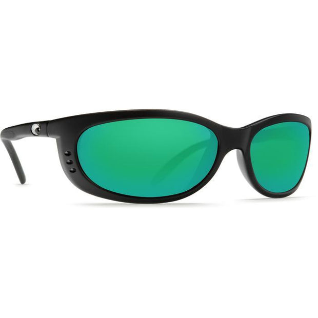 "Costa ""Fathom"" Polarized Sunglasses-SUNGLASSES-BLACK (11)-GREEN 580G-Kevin's Fine Outdoor Gear & Apparel"