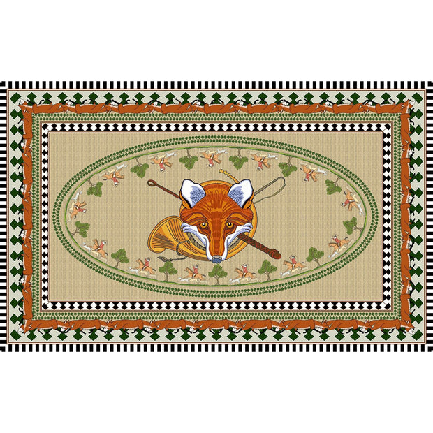 Kevin's 5ft x 8ft Vinyl Floor Cloth-HOME/GIFTWARE-Spicher & Co.-Kevin's Fine Outdoor Gear & Apparel