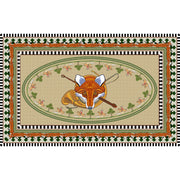 Kevin's 4ft x 6ft Vinyl Floor Cloth-HOME/GIFTWARE-Spicher & Co.-Kevin's Fine Outdoor Gear & Apparel
