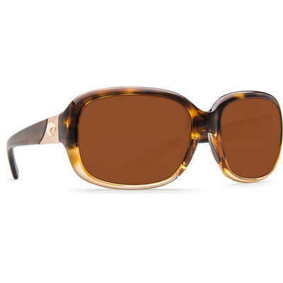 "Costa ""Gannet"" Polarized Sunglasses-SUNGLASSES-TORT FADE (120)-COPPER 580P-Kevin's Fine Outdoor Gear & Apparel"
