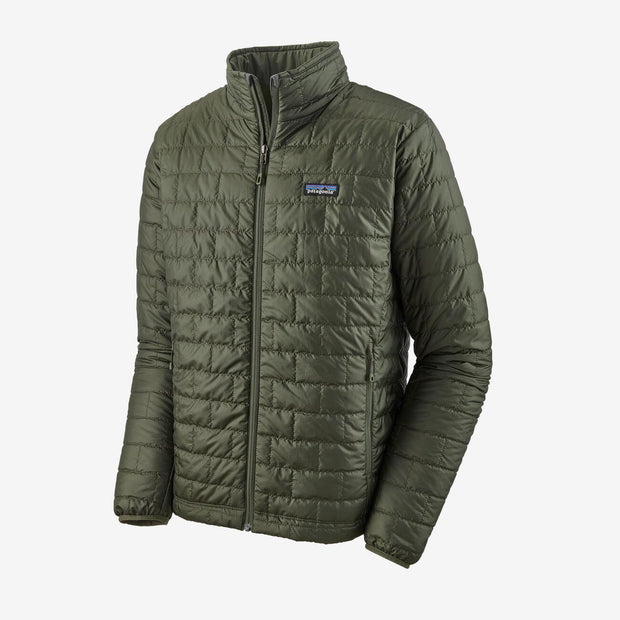 Patagonia Men's Nano Puff Jacket-MENS CLOTHING-Kelp Forest-S-Kevin's Fine Outdoor Gear & Apparel