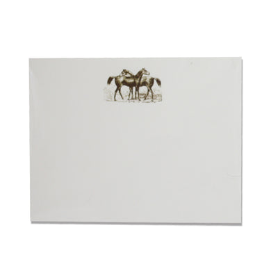 Kevin's Note Cards-HOME/GIFTWARE-Maison De Papier-HORSE HAIR-Kevin's Fine Outdoor Gear & Apparel