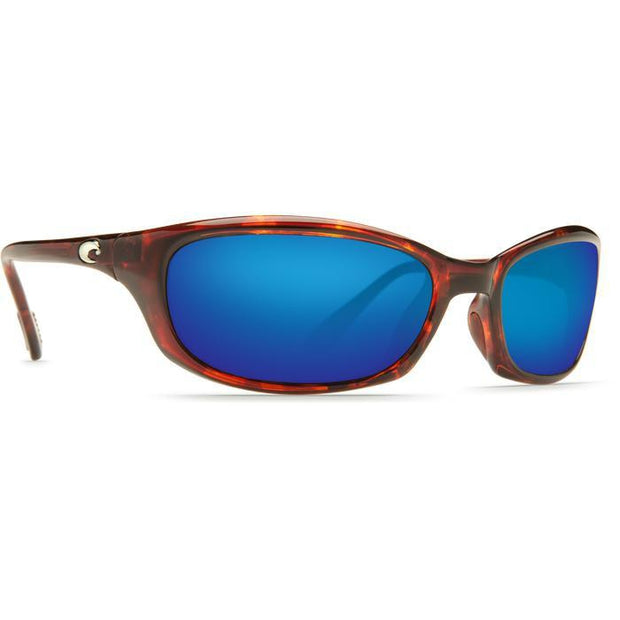 "Costa ""Harpoon"" Polarized Sunglasses-SUNGLASSES-TORTOISE (10)-BLUE 580P-Kevin's Fine Outdoor Gear & Apparel"
