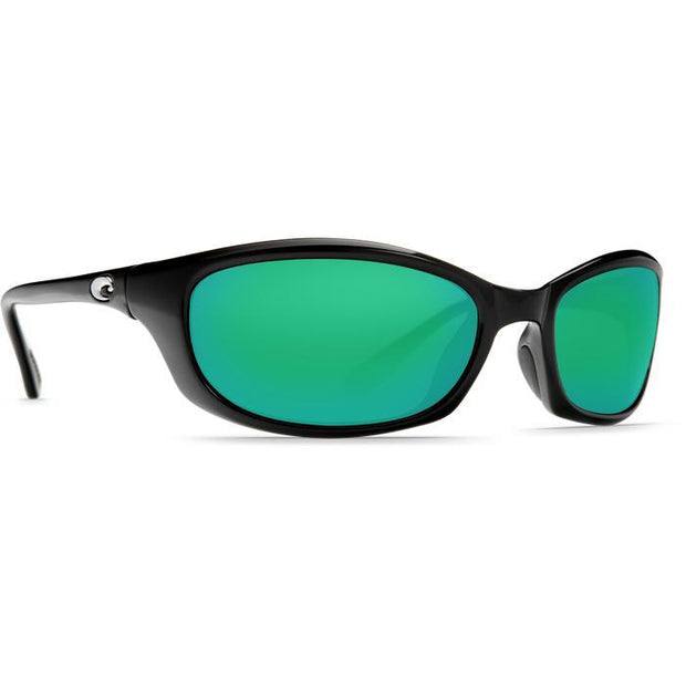 "Costa ""Harpoon"" Polarized Sunglasses-SUNGLASSES-BLACK (11)-GREEN 580G-Kevin's Fine Outdoor Gear & Apparel"