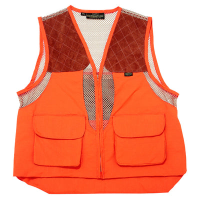 Boyt HU101 Mesh Vest-MENS CLOTHING-BOYT HARNESS/BOB ALLEN-ORANGE-2X-LARGE-Kevin's Fine Outdoor Gear & Apparel