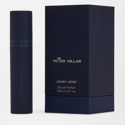 Peter Millar Crown Sport Cologne Travel Bottle 10 ml-HOME/GIFTWARE-Kevin's Fine Outdoor Gear & Apparel