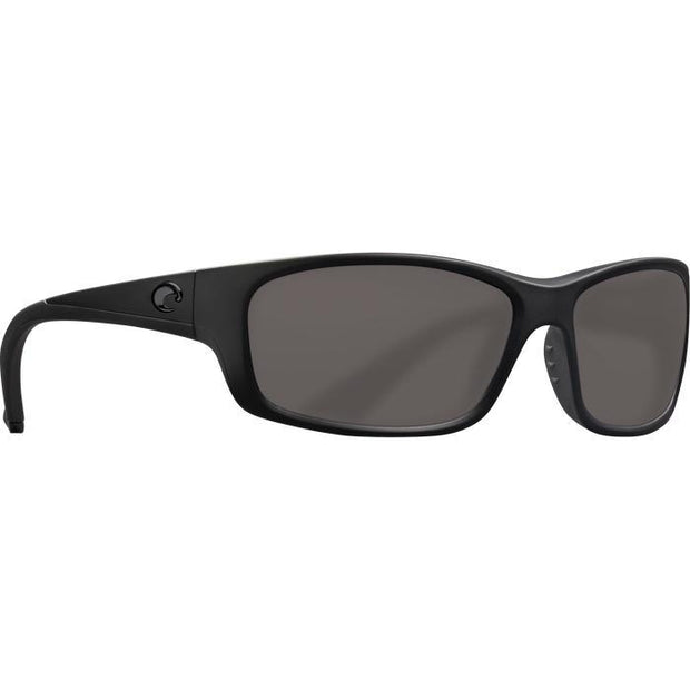 "Costa ""Jose"" Polarized Sunglasses-SUNGLASSES-BLACKOUT (01)-GRAY 580G-Kevin's Fine Outdoor Gear & Apparel"