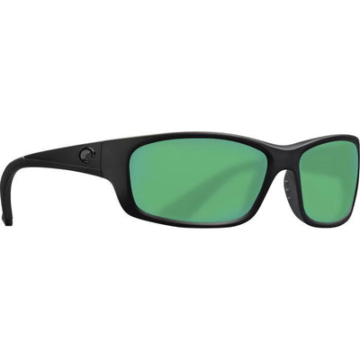 "Costa ""Jose"" Polarized Sunglasses-SUNGLASSES-BLACKOUT (01)-GREEN 580G-Kevin's Fine Outdoor Gear & Apparel"