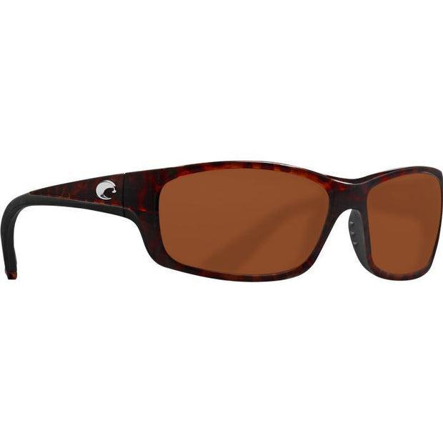 "Costa ""Jose"" Polarized Sunglasses-SUNGLASSES-TORTOISE (10)-COPPER 580P-Kevin's Fine Outdoor Gear & Apparel"