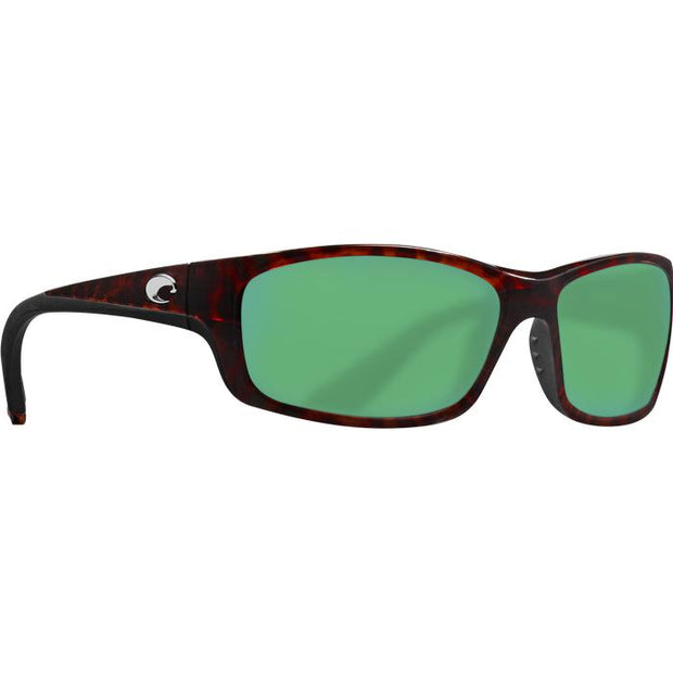 "Costa ""Jose"" Polarized Sunglasses-SUNGLASSES-TORTOISE (10)-GREEN 580G-Kevin's Fine Outdoor Gear & Apparel"