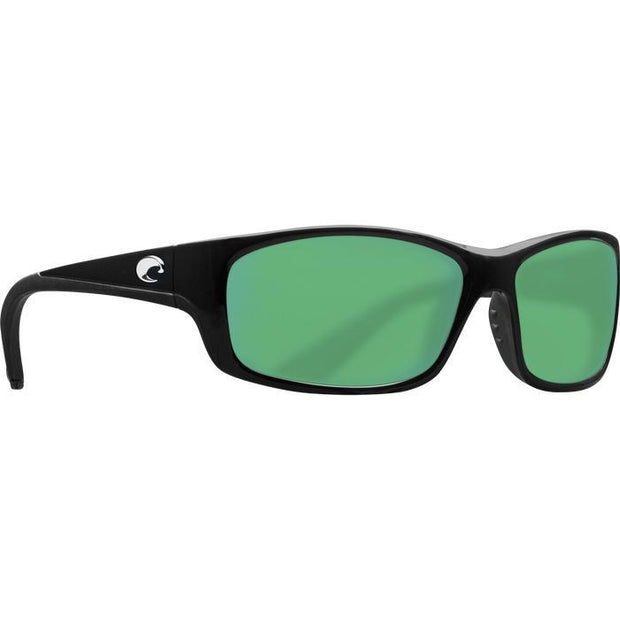 "Costa ""Jose"" Polarized Sunglasses-SUNGLASSES-BLACK (11)-GREEN 580G-Kevin's Fine Outdoor Gear & Apparel"