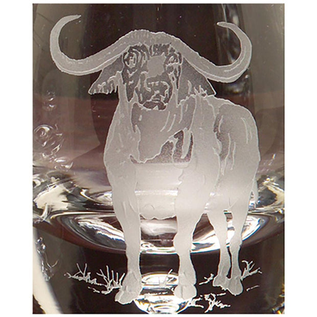 Kevin's Crystal Tapered Highball Glass 14 oz.-HOME/GIFTWARE-CAPE BUFFALO-Kevin's Fine Outdoor Gear & Apparel