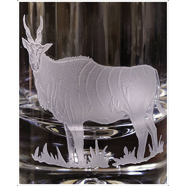 Kevin's Crystal Tapered Highball Glass 14 oz.-HOME/GIFTWARE-ELAND-Kevin's Fine Outdoor Gear & Apparel