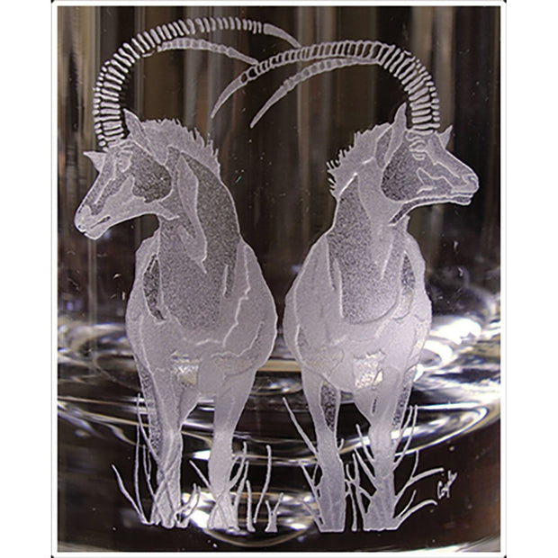 Kevin's Crystal Tapered Highball Glass 14 oz.-HOME/GIFTWARE-SABLE ANTELOPE-Kevin's Fine Outdoor Gear & Apparel