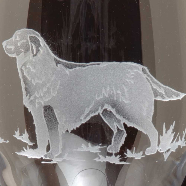 Kevin's Crystal Tapered Highball Glass 14 oz.-HOME/GIFTWARE-GOLDENRETRIEVER-Kevin's Fine Outdoor Gear & Apparel