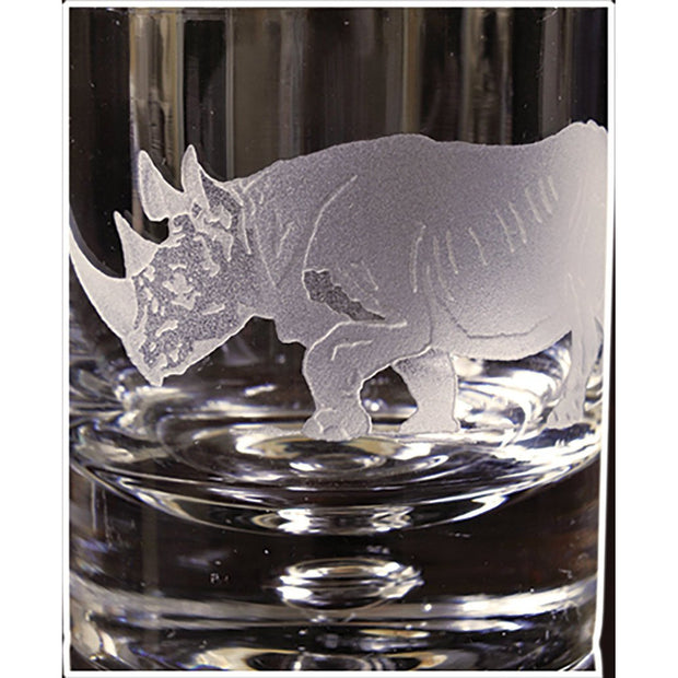 Kevin's Crystal Tapered Highball Glass 14 oz.-HOME/GIFTWARE-RHINOCEROUS-Kevin's Fine Outdoor Gear & Apparel