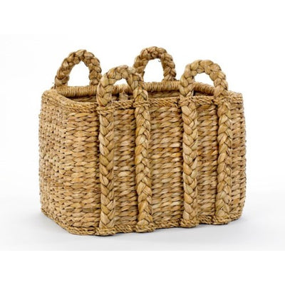 Mainly Baskets Rectangular Rush Basket-HOME/GIFTWARE-Kevin's Fine Outdoor Gear & Apparel