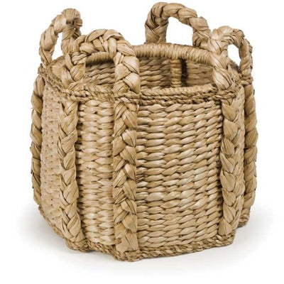 Mainly Baskets Sweater Weave Kindling Basket-HOME/GIFTWARE-Kevin's Fine Outdoor Gear & Apparel