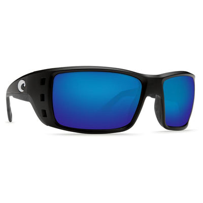"Costa ""Permit"" Polarized Sunglasses-SUNGLASSES-BLACK (11)-BLUE 580G-Kevin's Fine Outdoor Gear & Apparel"