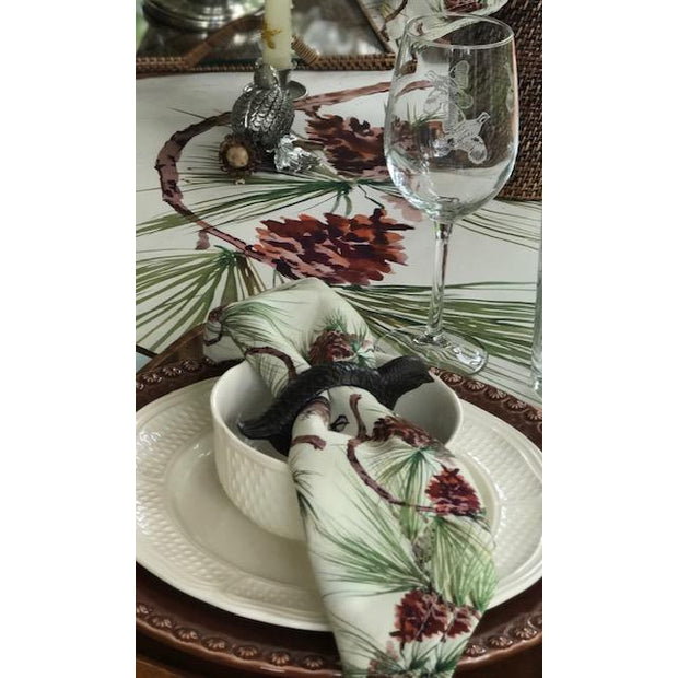 Kevin's Pheasant and Quail Napkin Rings-HOME/GIFTWARE-SARO TRADING CO-Kevin's Fine Outdoor Gear & Apparel