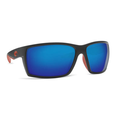 "Costa ""Reefton"" Polarized Sunglasses-SUNGLASSES-RACE BLK (197)-BLUE 580G-Kevin's Fine Outdoor Gear & Apparel"