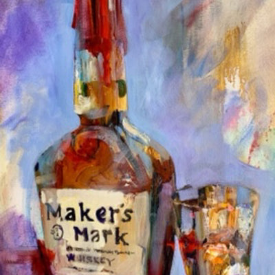 "Dirk Walker ""Maker's Mark"" Giclee Print-Decor-8""x10""-Kevin's Fine Outdoor Gear & Apparel"