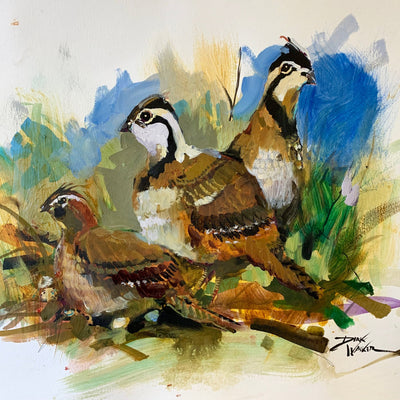 "Dirk Walker ""Three Amigos"" Giclee Print-Decor-11""x14""-Kevin's Fine Outdoor Gear & Apparel"