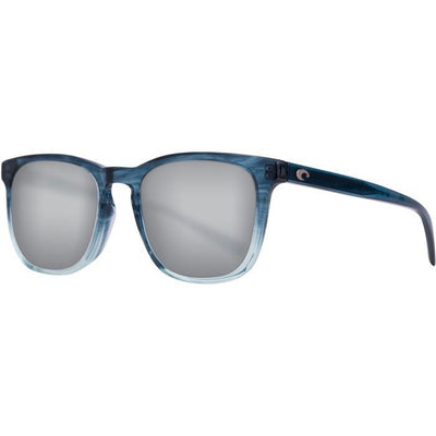 "Costa ""Sullivan"" Polarized Sunglasses-SUNGLASSES-Deep Teal Fade-Silver Mirror 580G-Kevin's Fine Outdoor Gear & Apparel"