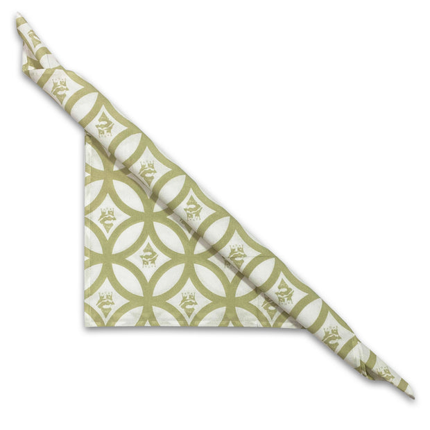Kevin's Cotton Quail Hunt Bandana/Dinner Napkin-WOMENS CLOTHING-KING BOB TAN-Kevin's Fine Outdoor Gear & Apparel