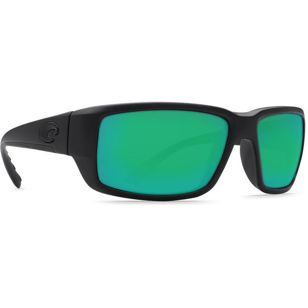 "Costa ""Fantail"" Polarized Sunglasses-SUNGLASSES-BLACKOUT (01)-GREEN 580G-Kevin's Fine Outdoor Gear & Apparel"