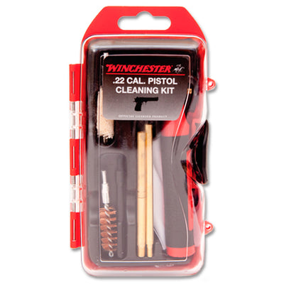 Winchester 22 cal. Handgun Mini Field Cleaning Kit
