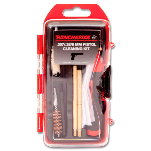 Winchester 38/9mm cal. Pistol Mini Field Cleaning Kit