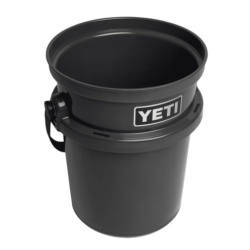 Yeti LoadOut Bucket-HUNTING/OUTDOORS-Yeti Coolers-CHARCOAL-Kevin's Fine Outdoor Gear & Apparel