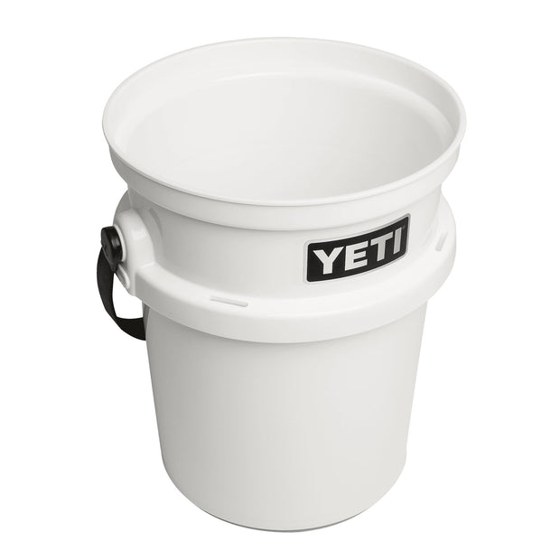 Yeti LoadOut Bucket-HUNTING/OUTDOORS-Yeti Coolers-WHITE-Kevin's Fine Outdoor Gear & Apparel