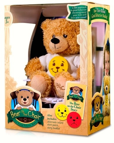 Bear On The Chair® (Special Needs)