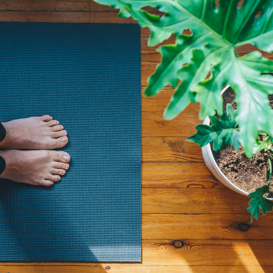 The Yoga That's Best for Your Breathing Health