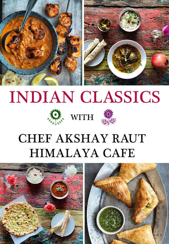 3/10 Indian Classics with Chef Aksahy Raut