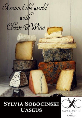3/29 Around the World with Cheese and Wine
