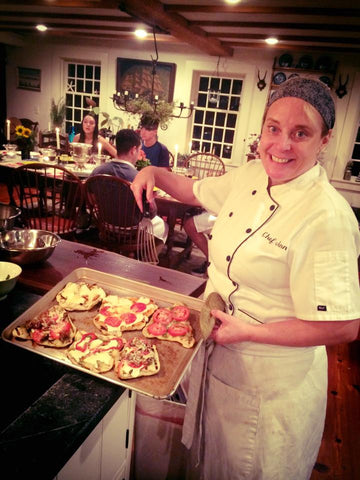 Chef Jennifer Magrey