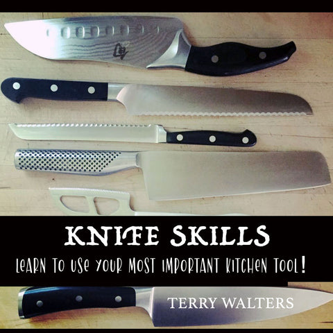 4/29 Knife Skills: Mastering You Most Important Kitchen Tool!
