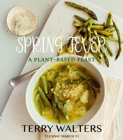 3/31 Spring Fever Cooking Class